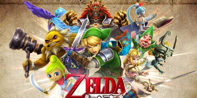 Hyrule Warriors Legends banner