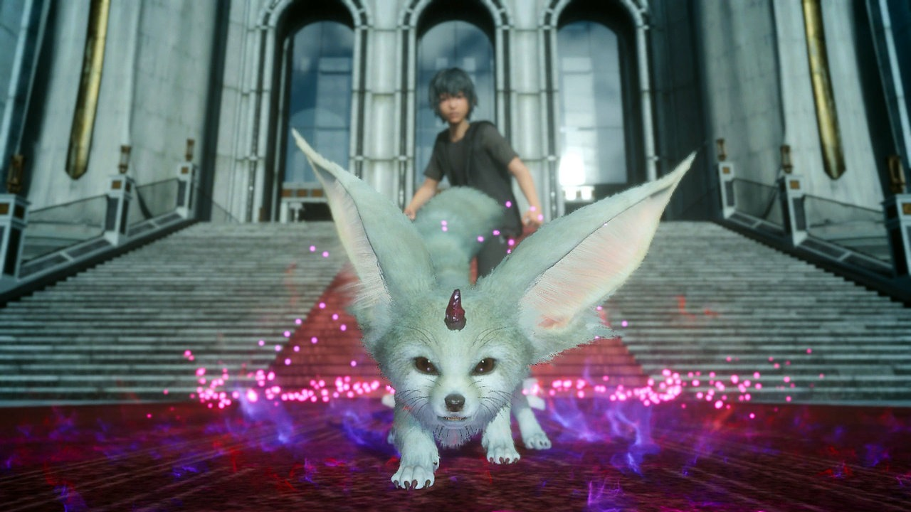 ff15 carbuncle by invaderdeepsauce - photo #8
