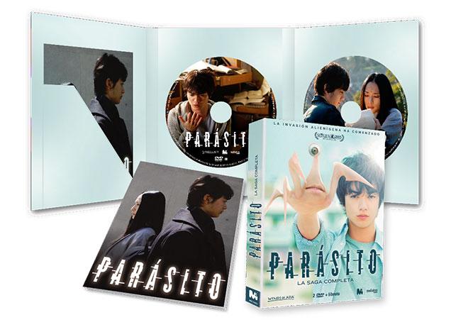 Parasito-pack