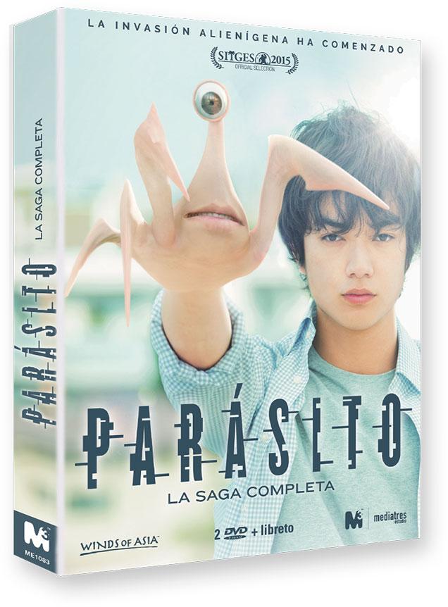 Parasito-saga-DVD