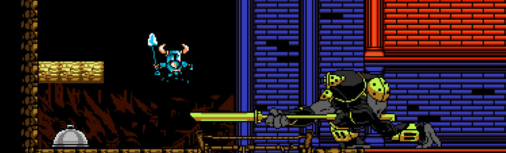 Shovel Knight enemy