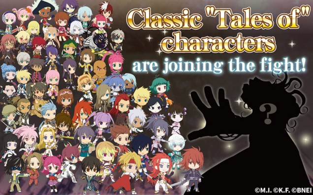 Tales-of-Link-characters