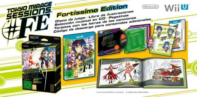 Tokyo Mirage Sessions fortissimo edition