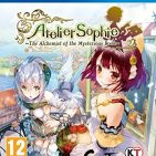 Atelier Sophie PS4 PAL Cover