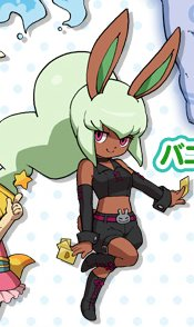 Bunny Mint Yo Kai Watch