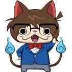 Detective Conan en yo-kai watch