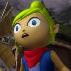 Hyrule Warriors Legends Tetra flipendo