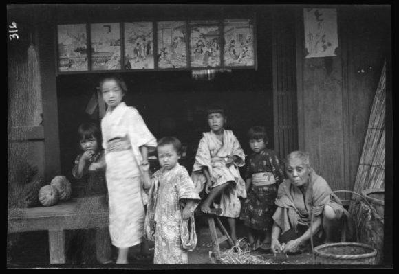 Japon 1900 Arnold Genthe 01