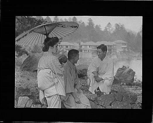 Japon 1900 Arnold Genthe 05