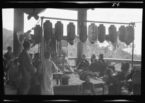 Japon 1900 Arnold Genthe 06