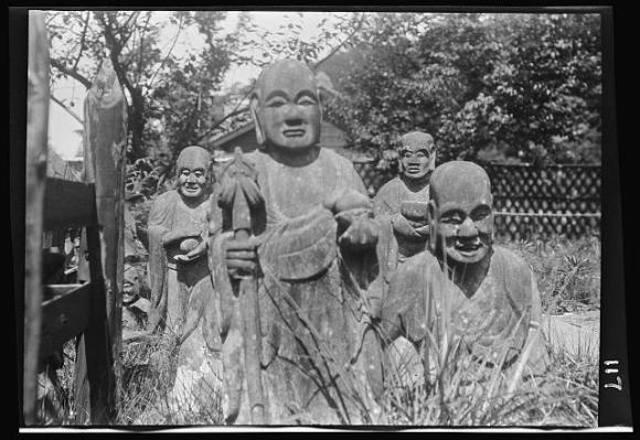 Japon 1900 Arnold Genthe 13