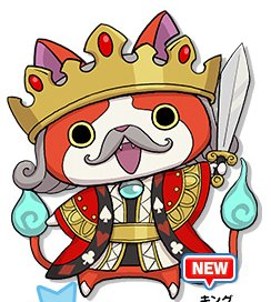 Jibanyan King Yo-kai Watch