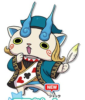 Komasan Jack yo-kai Watch