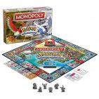 Monopoly Pokemon Johto Edition