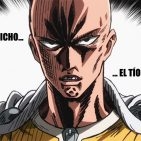 One Punch Man Selecta visión