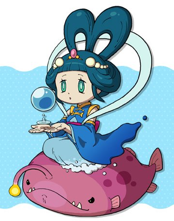 Otohime Yo kai Watch
