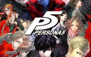 Persona 5 PS4 JP