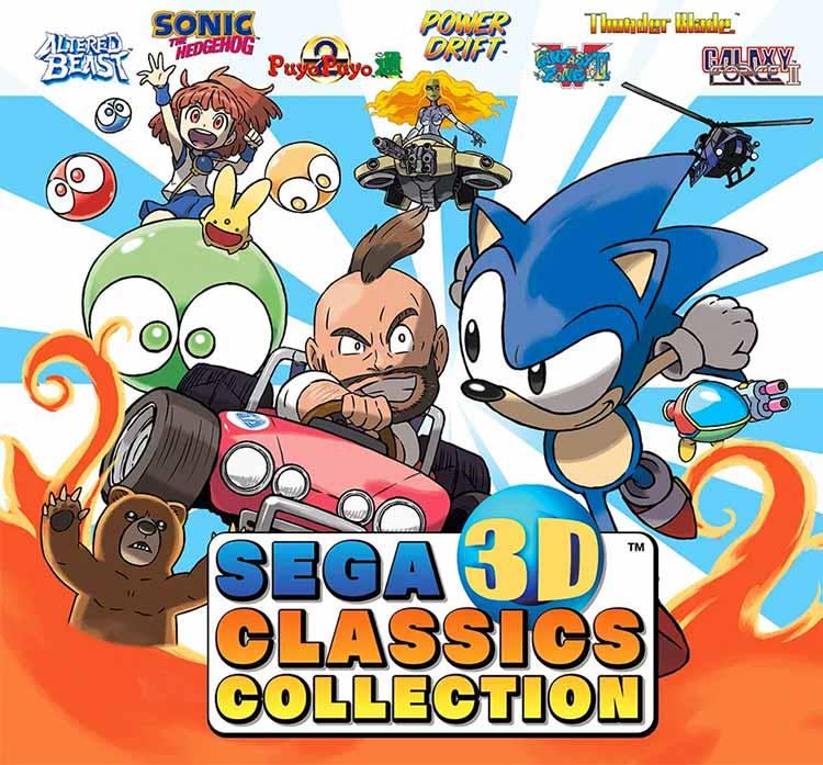 SEGA 3D Classics Collection US