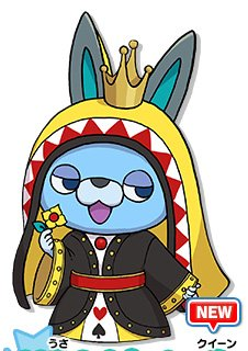 USApyon Queen Yo-kai Watch