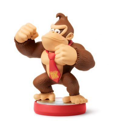 amiibo Donkey Kong Super Mario