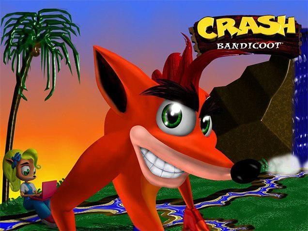 crash-bandicoot