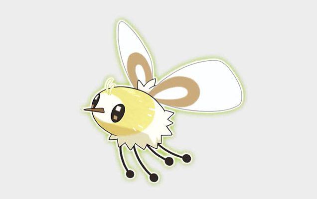 Cutiefly Pokémon