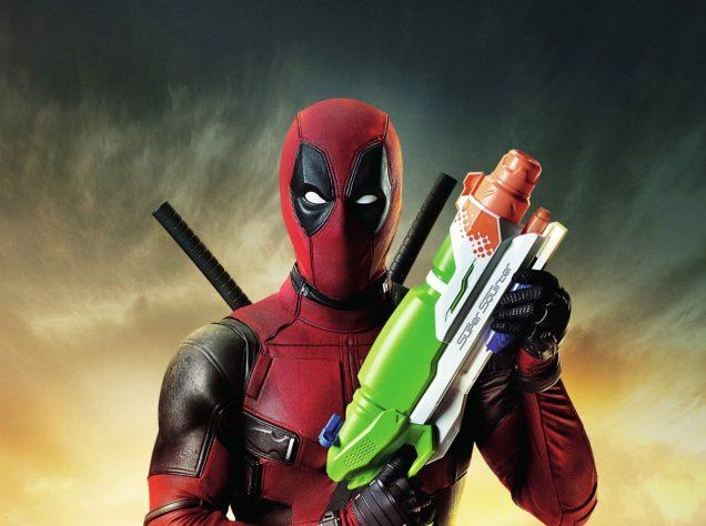 Deadpool Mejor Arma del mundo