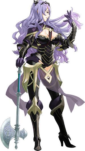 Fire Emblem Fates Conquista Camilla