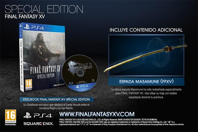 Final-Fantasy-XV-Special-Edition-PV