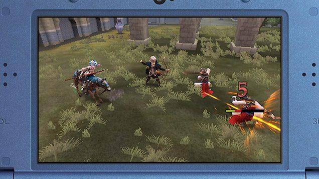 Fire Emblem Fates Conquista batalla