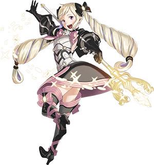 Fire Emblem Fates Conquista heroína