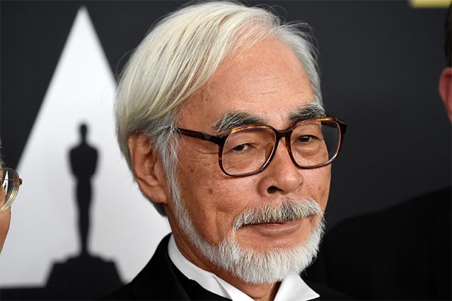 Hayao Miyazaki Ghibli
