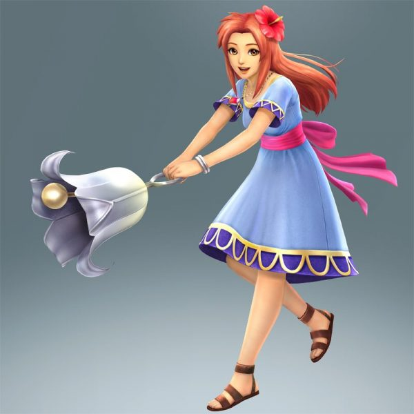 Hyrule Warriors Marin Awakening