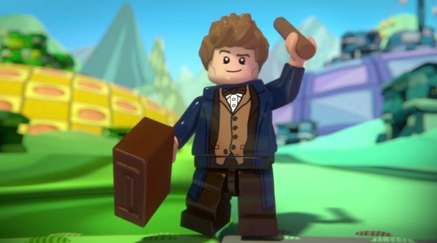 LEGO Dimensions Criaturas Fantásticas personaje