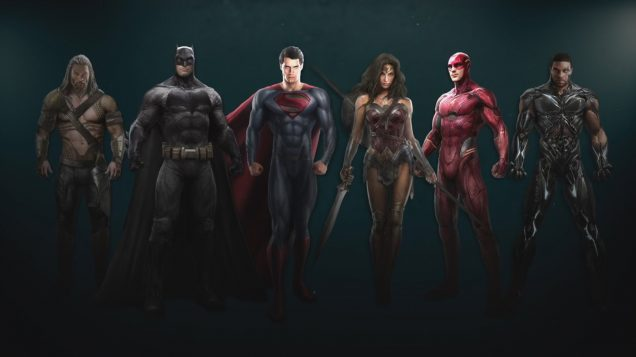 Liga Justicia juntos