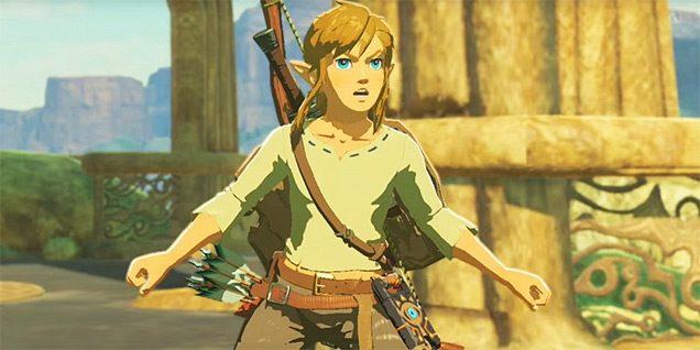 Link-Zelda-Breath-of-Wild