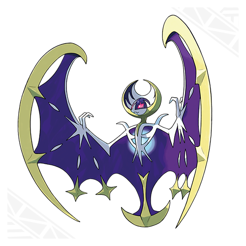 Lunala Pokémon Luna