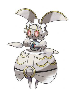 Magearna Pokemon Sol Luna