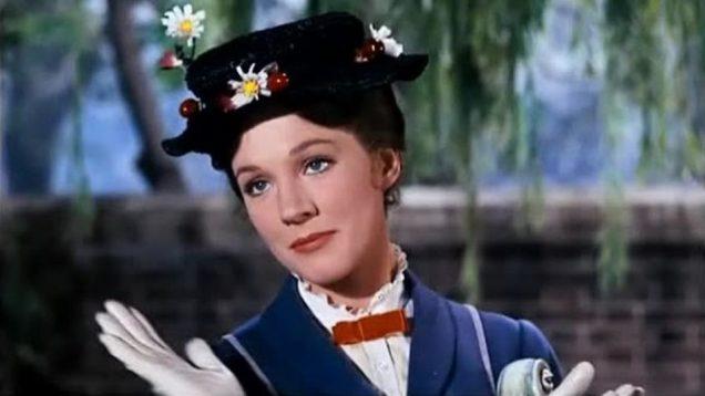 Mary Poppins Posok