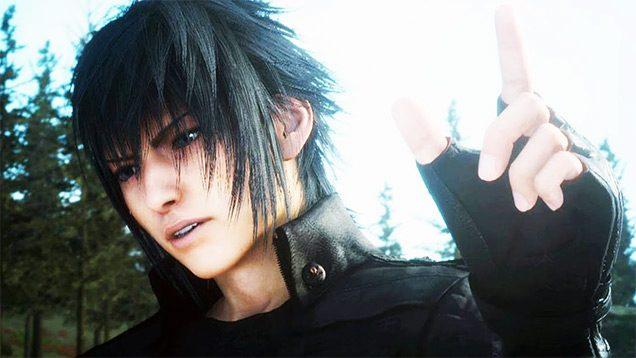 Noctis Final Fantasy XV E3