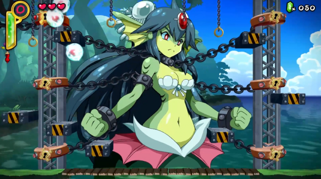 Shantae E3 2016