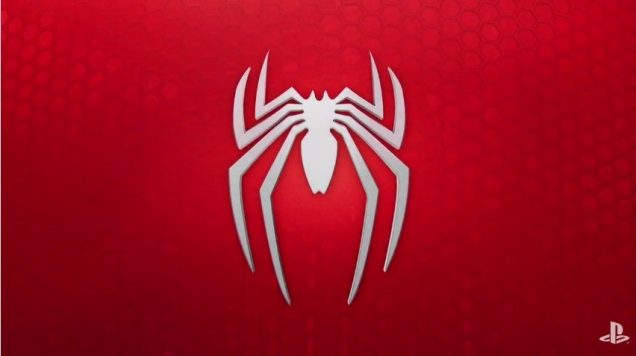 Spiderman E3 2016 logo