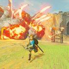 The Legend of Zelda Breath of the Wild gameplay 07