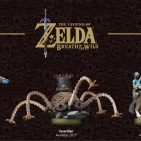 Zelda Breath of the Wild amiibo