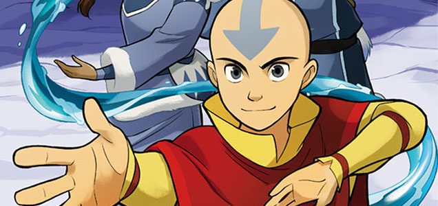 avatar la leyenda de aang north and south crop