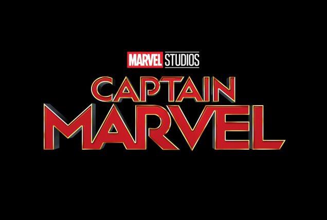 capitana marvel logo