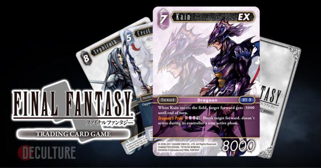 Final Fantasy Trading Card Game Imagen Destacada