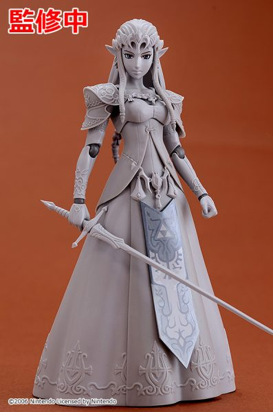 Zelda Figma Twilight Princess