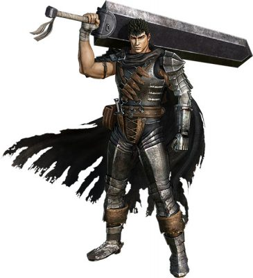 Guts Berserk Warriors 11
