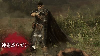 Guts Berserk Warriors 22